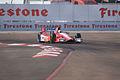 Dallara-Chevrolet DW12 KV-Citgo Racing EJ Viso Morning Practice Through Turn1 SPGP 24March2012 (14696524351).jpg