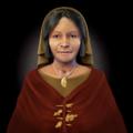 Dama de los Cuatro Tupus - rostro.png