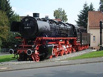 DRG Class 44 - Image: Dampflok 044 389 5
