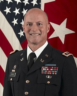 Dana K. Chipman - Lieutenant General Dana Kyle Chipman 38th United States Army Judge Advocate General
