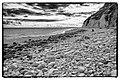 Dane's Dyke beach, near Bridlington, East Yorkshire, England. (35970816433).jpg