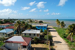 Dangriga, Belize - 2009 - towards the Sea.jpg