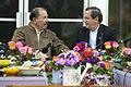 Daniel Ortega, Presidente de Nicaragua recibe a delegación del Ecuador (11195330374).jpg