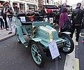 Darracq 1901 6.5 HP Two-Seater at Regent Street Motor Show 2015.jpg