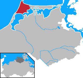 Darß peninsula