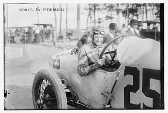 Dave Lewis (racing driver) - Dave Lewis (racing driver) in 1916 at the Astor Cup in Sheepheads Bay