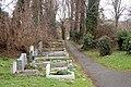 Daventry, churchyard path - geograph.org.uk - 1732832.jpg