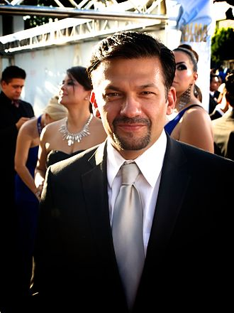 David Barrera - Barrera at the 2012 ALMA Awards