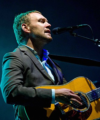 David Gray (musician) - Gray performing in Redmond, Washington on 9 December 2010