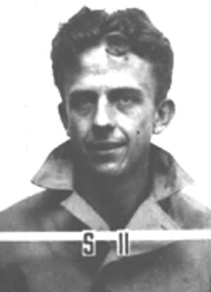 David Hawkins (philosopher) - David Hawkins' Los Alamos ID badge
