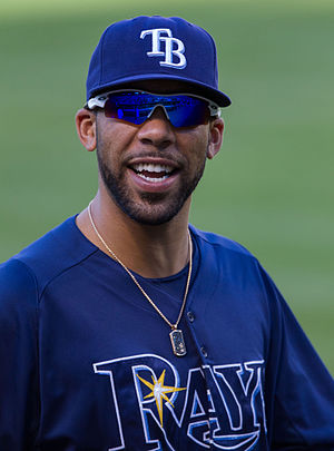 David Price (baseball) - David Price in 2012