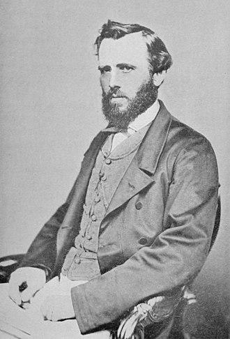 David Syme - Syme in 1856