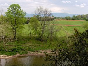 David Crockett Birthplace State Park - Image: Davy crockett birthplace state park 2