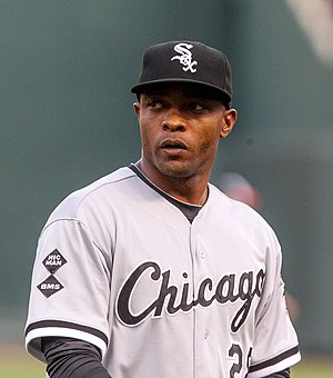 DeWayne Wise - Wise with the Chicago White Sox