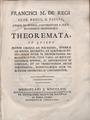 De Regi - Theoremata, 1757 - 4667146.tif