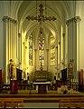 De St.Pieterskerk, neogotiek - n.o.v. E.Gife 1861-1865 - interieur, koor - alg.frontaal zicht - 356607 - onroerenderfgoed.jpg