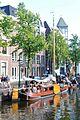 De VROUWE JANS uit 1914 in Alkmaar, onderweg naar de reunie 2014 van de LVBHB in Den Helder (02).JPG