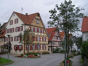 Deizisau - Marktstraße
