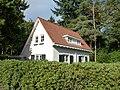 Dekkerswald Groesbeek, Nijmeegsebaan 19, dienstwoning (01).JPG
