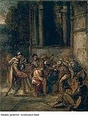 Delacroix - Christ au prétoire, um 1849.jpg