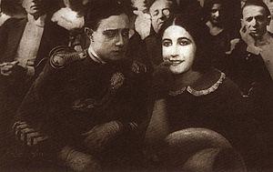 Ubaldo Maria Del Colle - Del Colle with Leda Gys