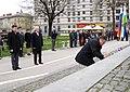 Delegacija MO počastila obletnico rojstva generala Maistra 2016 2.jpg