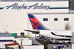 Delta Air Lines, Airbus A330-323, N819NW - SEA (18465474611).jpg