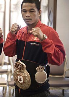 Denkaosan Kaovichit Thai boxer