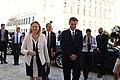 Der britische Außenminister Jeremy Hunt zum Gespräch bei Außenministerin Karin Kneissl (41980345210).jpg