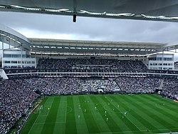 733df34ca323c Derby Paulista disputado na Arena Corinthians