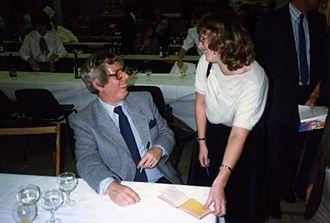Derek Jameson - Jameson in 2008