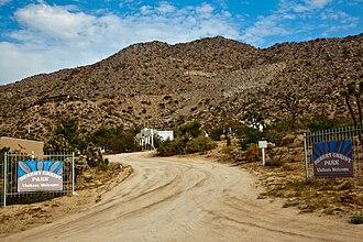 Desert Christ Park - Image: Desert Christ Park