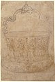 Design for a Bucket-Like Vessel with a Handle of Strapwork, on a Body Adorned with Dancing and Music-Making Antique-Style Figures. MET 49.19.65.jpg