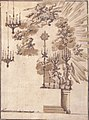 Design for an Altar for Easter Week Celebrations Decorated with Putti and Chandeliers MET 1971.513.12.jpg
