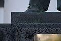 Detalle de la estatua de Blas Cabrera Felipe.jpg