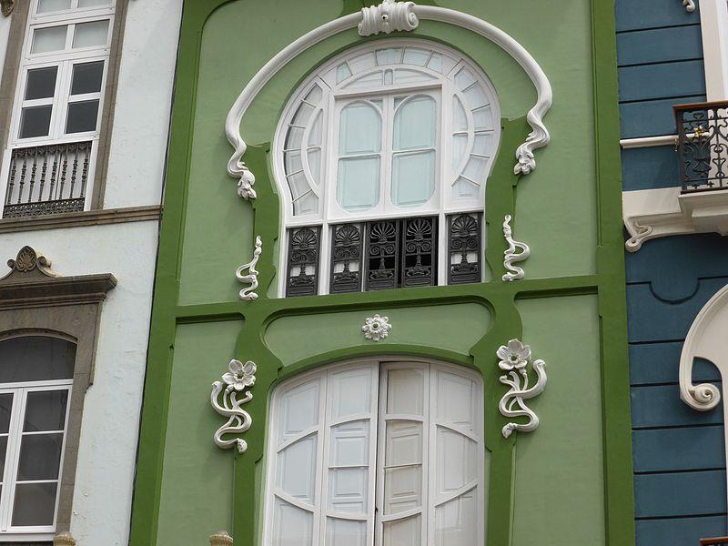 File detalle de una casa modernista a o 1908 en la calle for Detalles de una casa