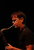 Deutsches Jazzfestival 2013 - Donny McCaslin casting for gravity - Donny McCaslin - 01.JPG