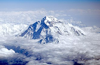 Messner's attempt on the summit in 1977 failed on Dhaulagiri's South Face Dhaulagiri - view from aircraft.jpg