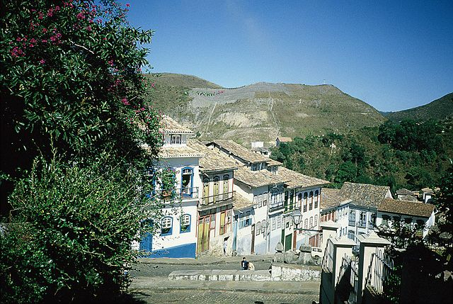 Historic Centre of the Town of Diamantina