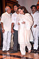 Dimple Kapadia at Rajesh Khanna's prayer meet 05.jpg