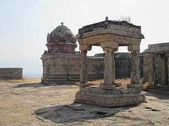 Dindigul Fort - Image: Dindigul Fort 3
