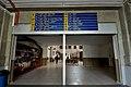 Directional sign, Tanjong Pagar Railway Station, Singapore - 20100619.jpg