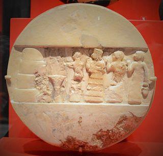 Sumerian priestess and poet