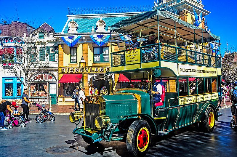 Ingressos para Disney Califórnia