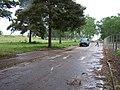 Disused zebra crossing at RAF Woodbridge - geograph.org.uk - 432163.jpg