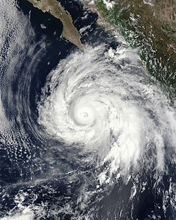 Hurricane Dolores (2015) Category 4 Pacific hurricane in 2015
