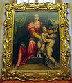 Domenico puligo, madonna col bambino e san giovannino, 124x94,5 cm.JPG
