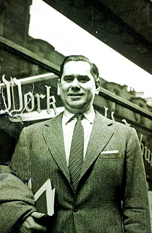 Don Cook (journalist) - Image: Don 1960s, NYHT copy