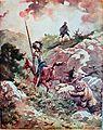 """Don Quijote, Luis Tasso, (1894?) """"...Iba saltando un hombre de risco en risco..."""" (5789347827).jpg"""