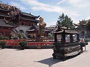 Donglin Temple Shanghai 4